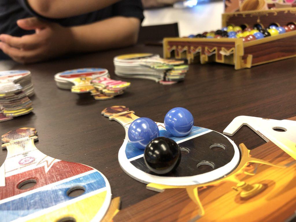 ポーション・エクスプロージョン(Potion Explosion)のプレイ風景