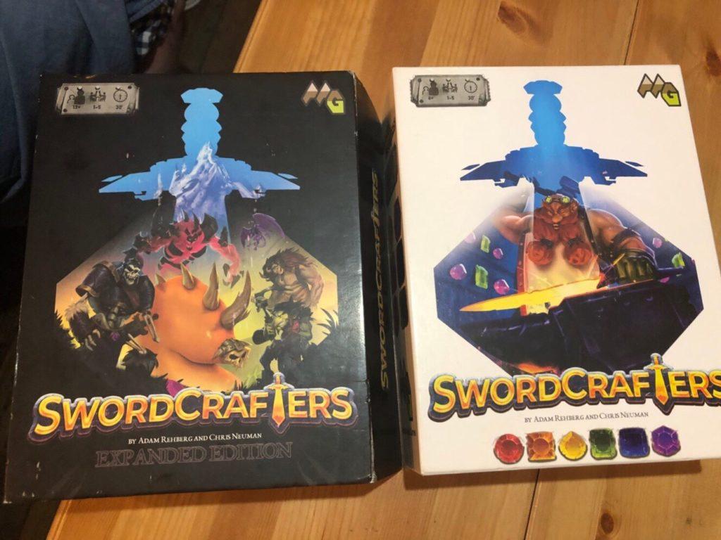 ソードクラフターズ(Swordcrafters)のボックスアート