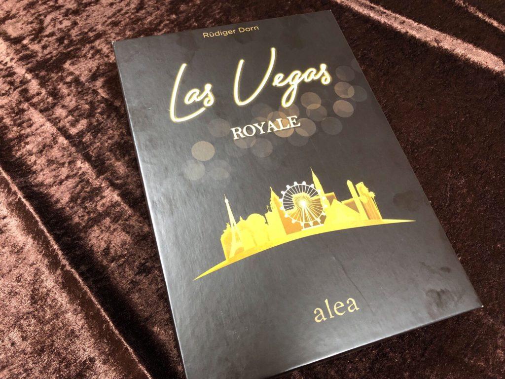ベガス・ロイヤル((Las Vegas Royale)のボックスアート