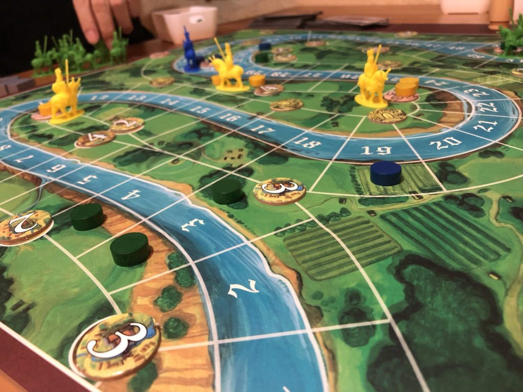 ライン公国(Rheinlander)のゲーム序盤
