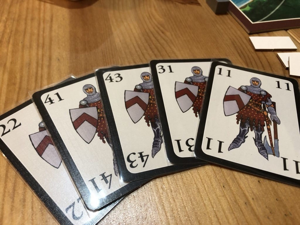 ライン公国(Rheinlander)のカード