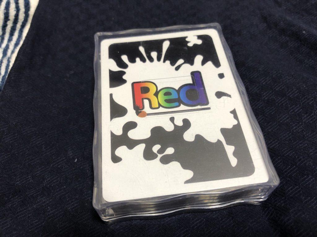 レッド7のデザイン