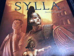 シラ(SYLLA)のボックスアート