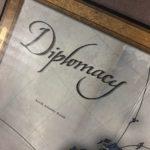 ディプロマシー(diplomacy)のロゴ