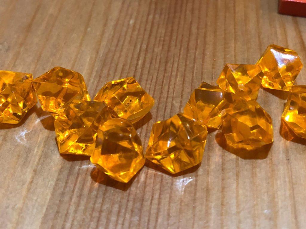 スクエアオンセールの宝石トークン