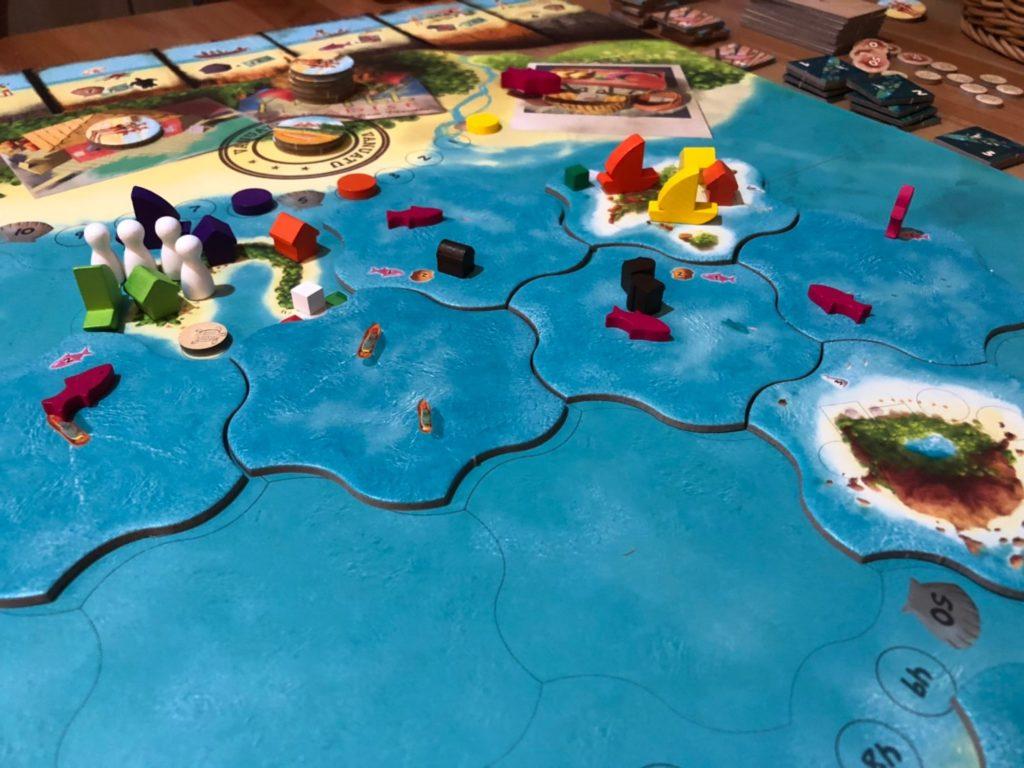 バヌアツ(Vanuatu)のプレイ序盤