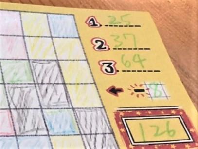 パッチワーク:ドゥードゥルの得点計算