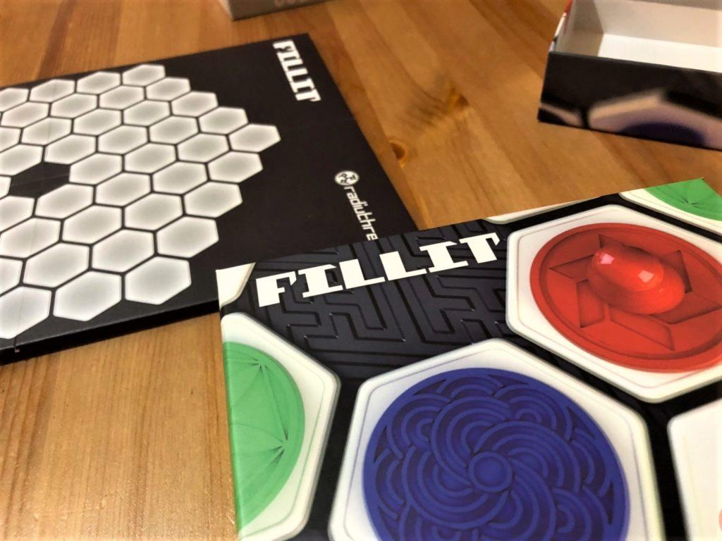 FILLIT(フィリット)のボックスアート