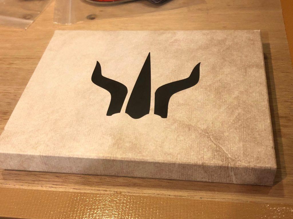 グルームヘイヴン(完全日本語版)のキャラクターボックス
