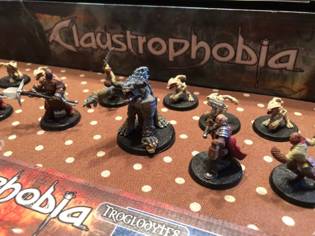 クローストロフォビア(Claustrophobia)のフィギュア