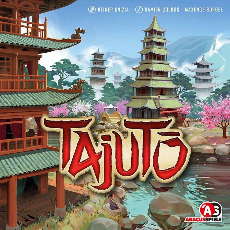 多重塔-Tajutoのボックスアート