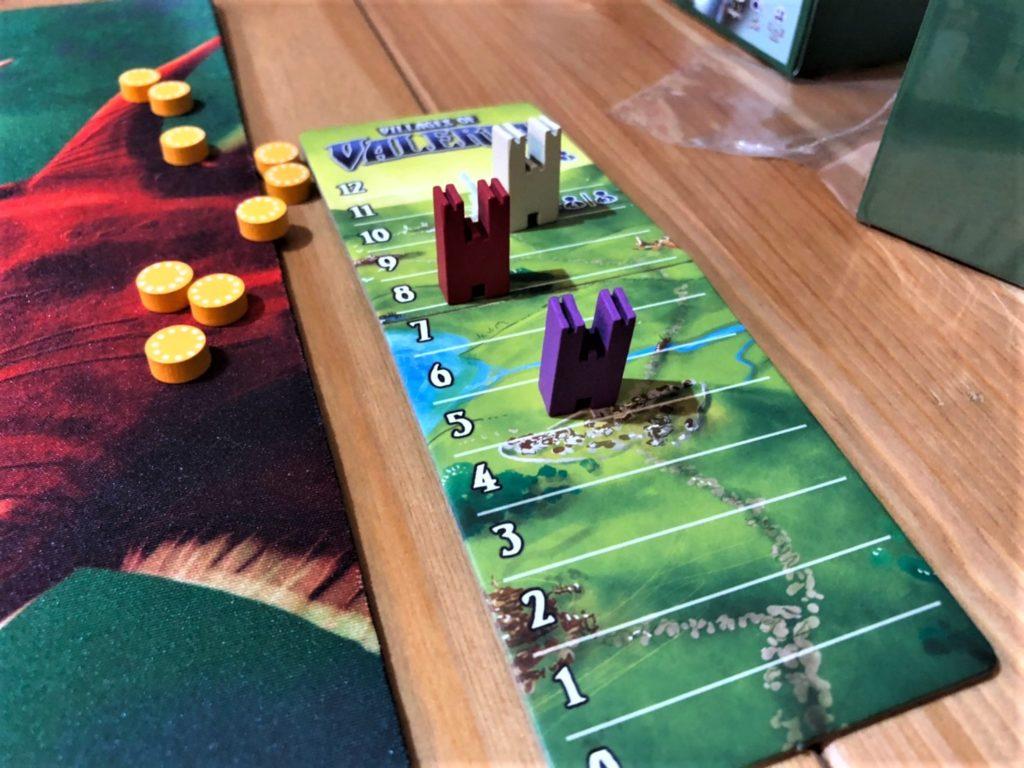 「ヴィレッジ・オブ・ヴァレリア」(villages-of-valeria)のゲームトラック