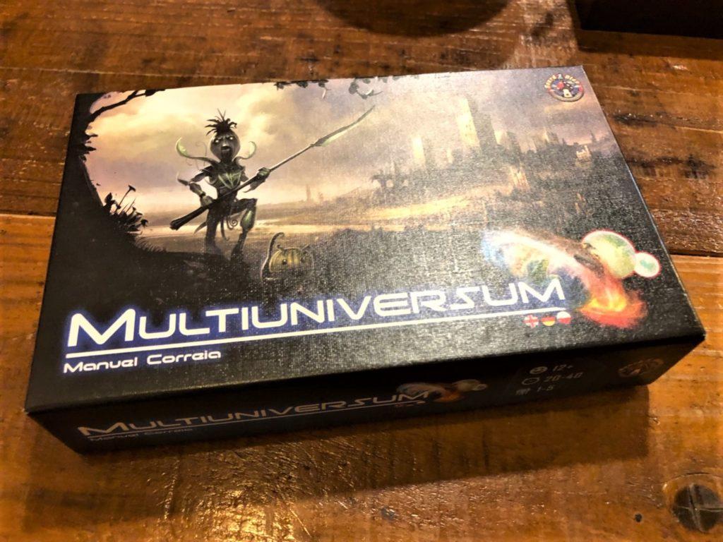 MULTIUNIVERSUMのボックスアート