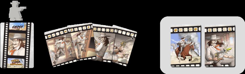 コルト・スーパー・エクスプレスのカード例