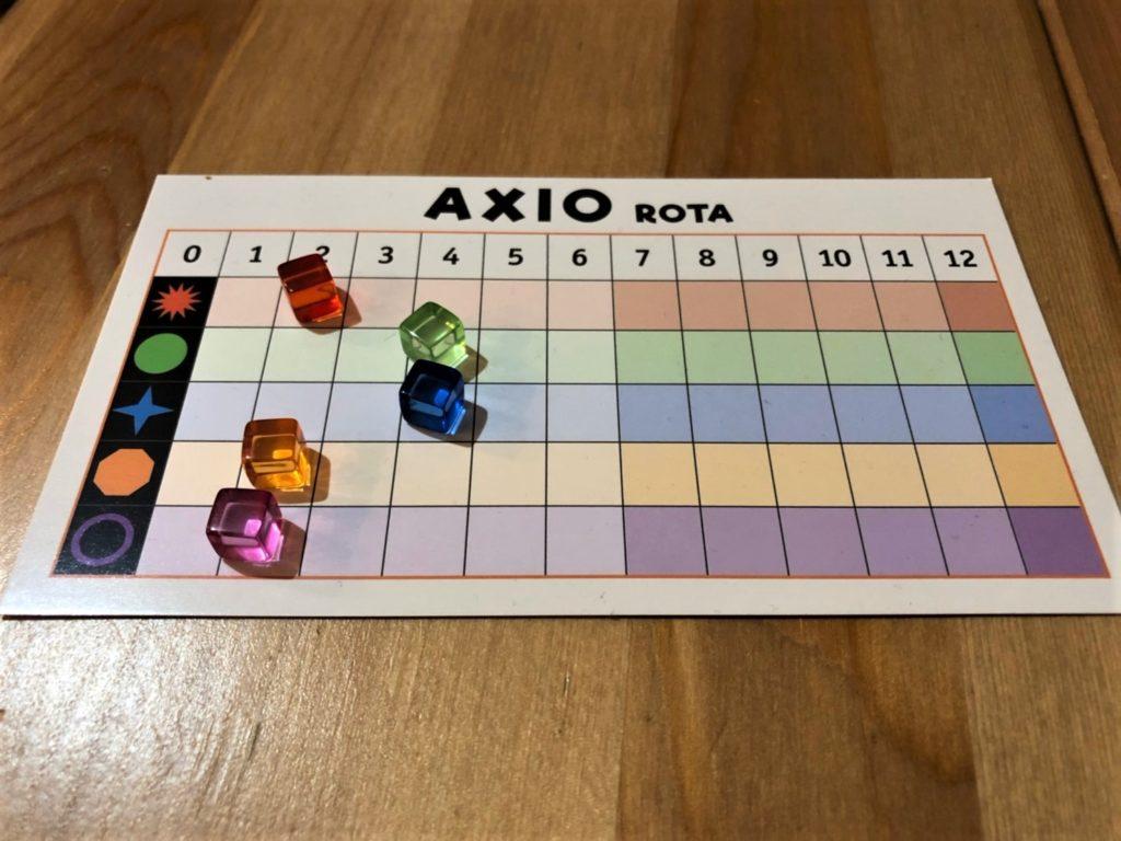 「AXIO(アクシオ)ロータ」の個人ボード