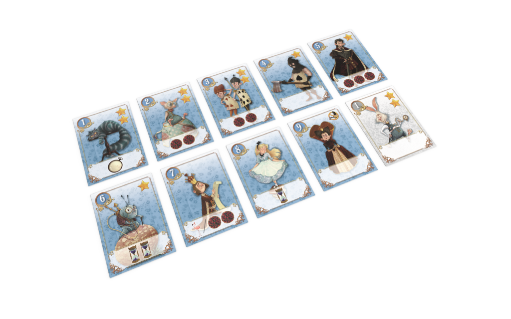 「2人でお茶を」(Tea For 2)のカード