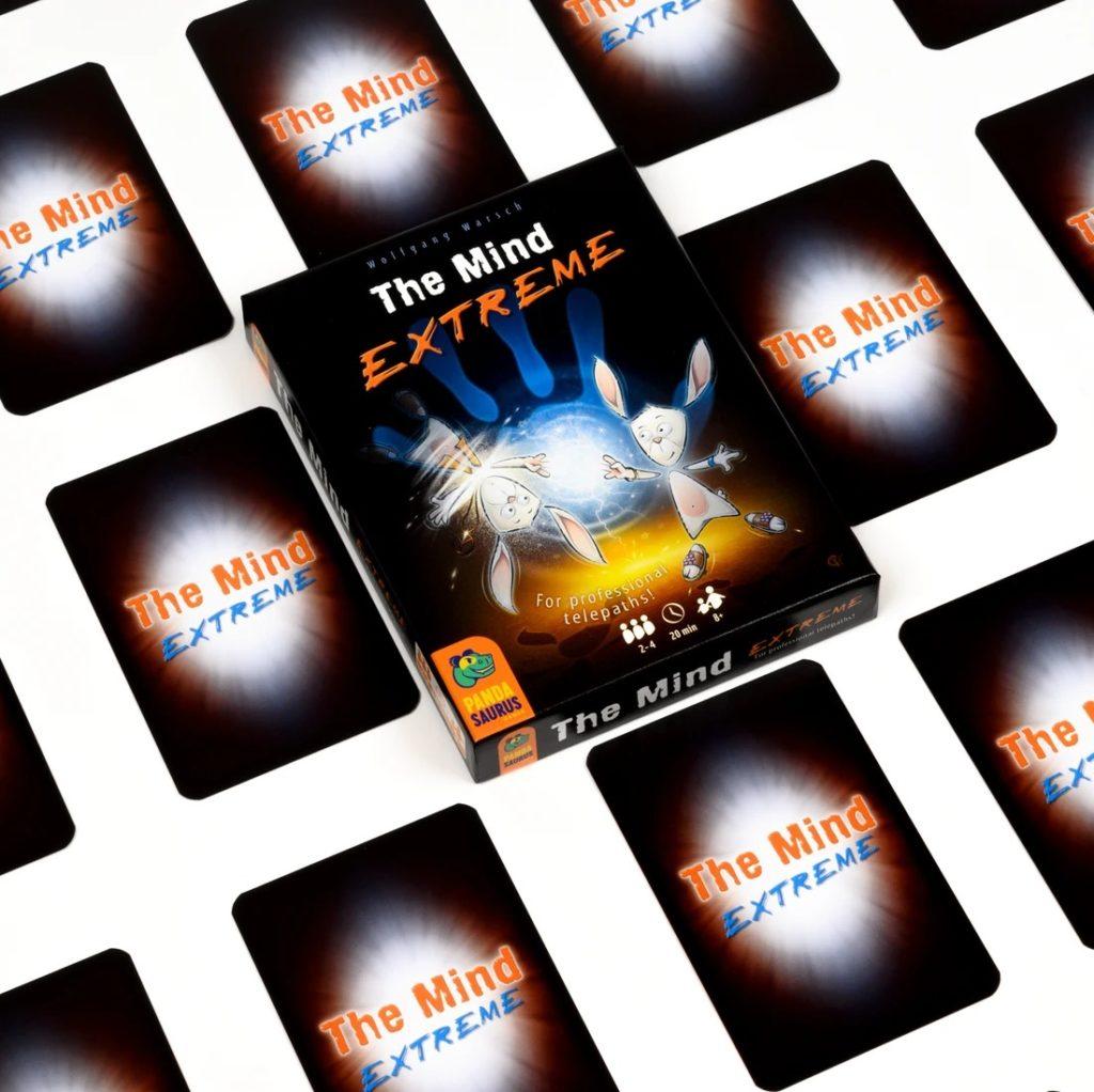 「ザ・マインド:エクストリーム」のコンポーネント