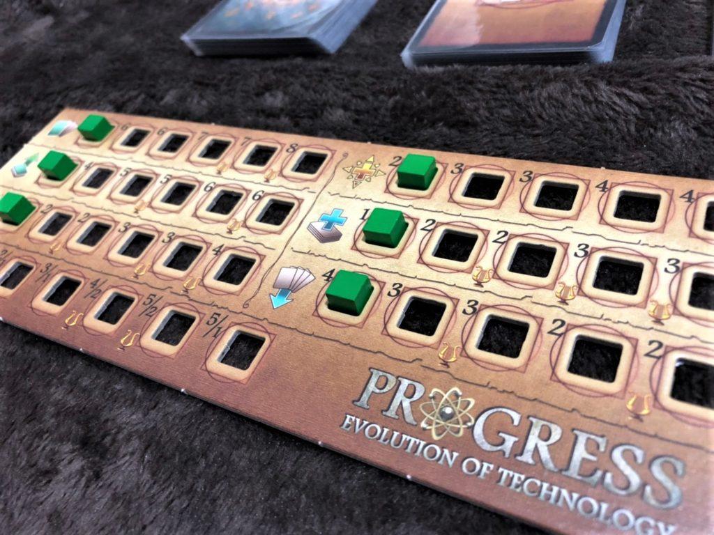 「プログレス:科学技術の発展」の個人ボード
