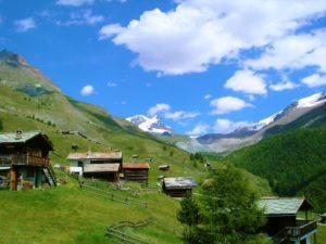 ヨーロッパの村