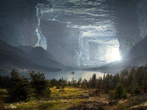 ファンタジーの洞窟