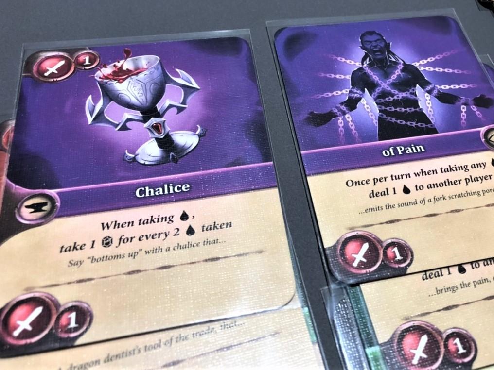 エンチャンターズ(Enchanters )のカード使用例