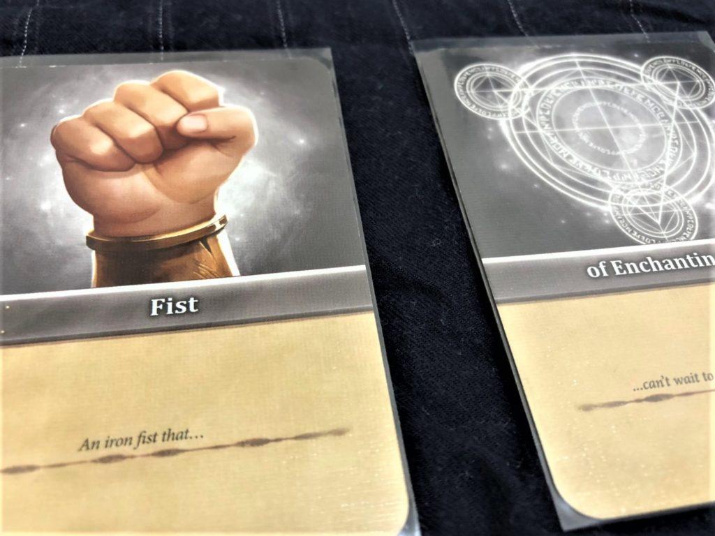 エンチャンターズ(Enchanters )の初期カード