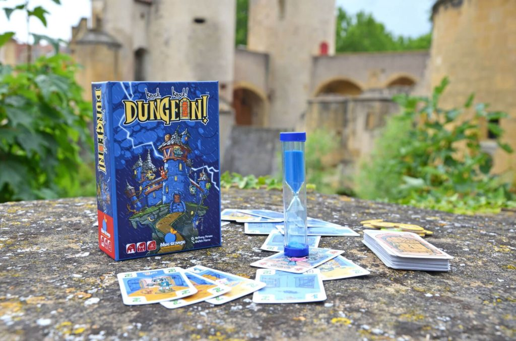 「Knock! Knock! Dungeon!」のコンポーネント