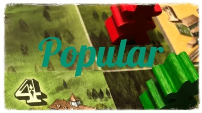 人気のボードゲーム記事
