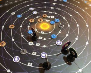 プラネタリウム(planetarium)のメインボード