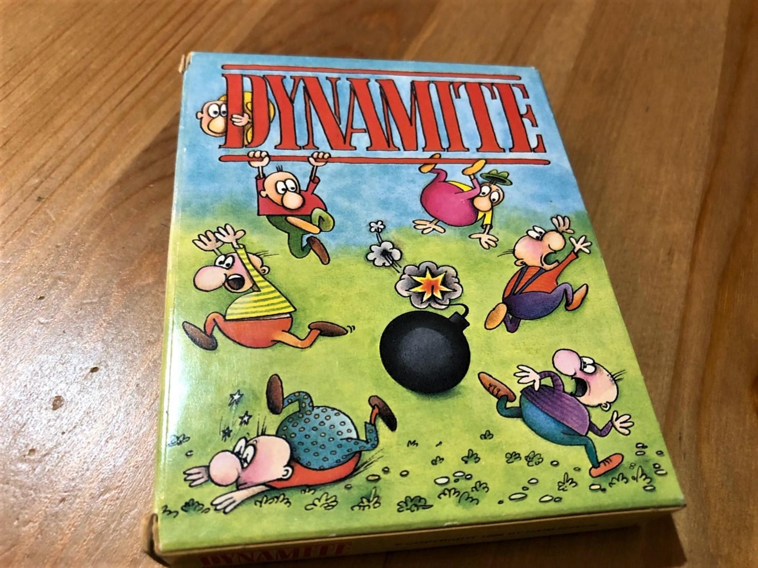ダイナマイト(Dynamite)のボックスアート