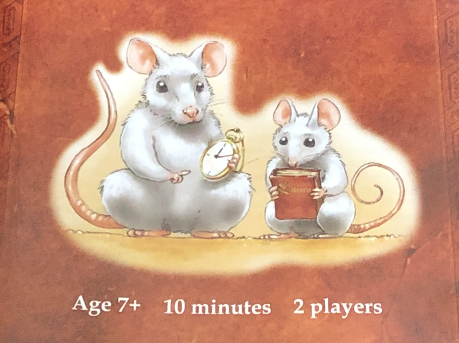 リブラリアのネズミ