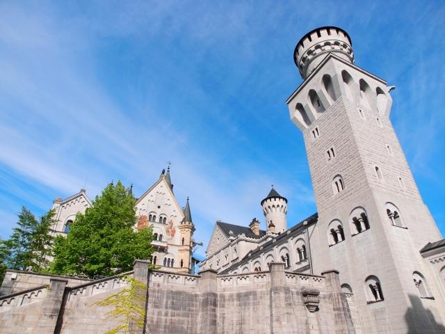 フランスの城