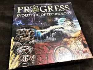 「プログレス:科学技術の発展」のボックスアート