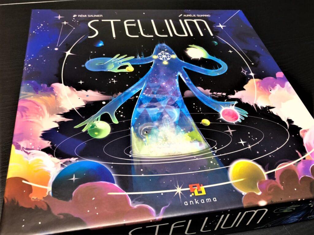 ステリウム(Stellium)のボックスアート
