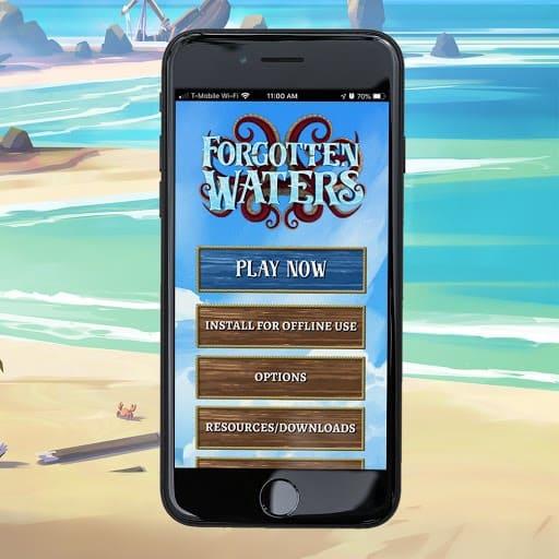 フォーゴットン・ウォーターズ のアプリ